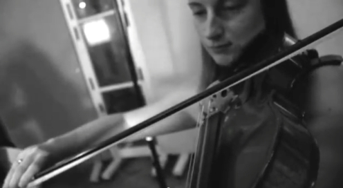 From Midé's 'Wind Chimes' Video